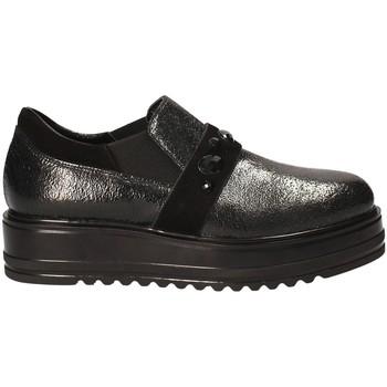 Scarpe Donna Slip on Grace Shoes 16157 Nero