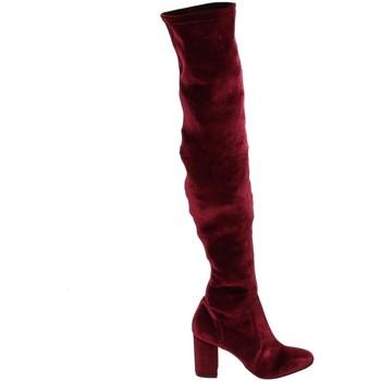 Scarpe Donna Stivali a metà coscia Fornarina PI18CR1127S077 Rosso