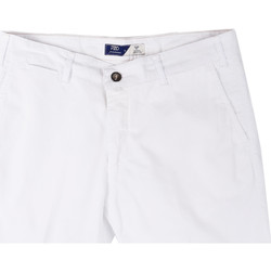 Abbigliamento Uomo Shorts / Bermuda Sei3sei PZV132 81497 Bianco