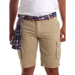 Abbigliamento Uomo Shorts / Bermuda Gaudi 911BU25034 Beige