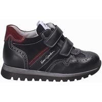 Scarpe Unisex bambino Sneakers basse Nero Giardini A724350M Blu
