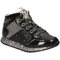 Scarpe Bambina Sneakers alte Lelli Kelly L17I6520 Nero