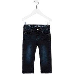 Abbigliamento Unisex bambino Jeans slim Losan 725 9005AC Blu