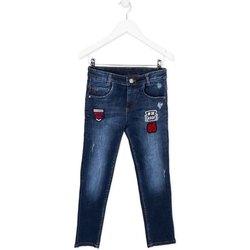 Abbigliamento Unisex bambino Jeans slim Losan 723 9003AA Blu