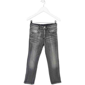Abbigliamento Unisex bambino Jeans slim Losan 723 6012AA Grigio