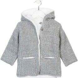 Abbigliamento Unisex bambino Gilet / Cardigan Losan 726 5004AD Grigio