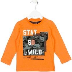 Abbigliamento Unisex bambino Felpe Losan 725 1013AC Arancio