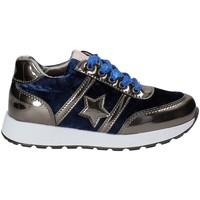 Scarpe Unisex bambino Sneakers basse Grunland SC3488 Blu