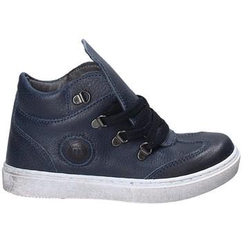 Scarpe Unisex bambino Sneakers alte Melania ME2108D7I.B Blu