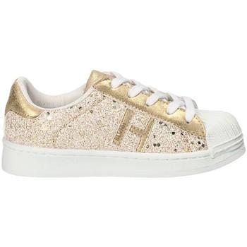 Scarpe Bambina Sneakers basse Silvian Heach SH-S18-0 Giallo