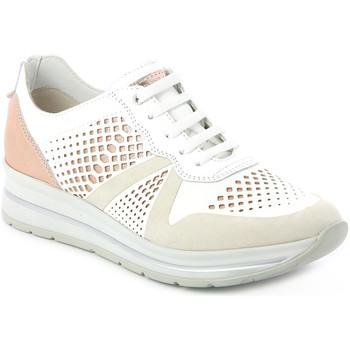 Scarpe Donna Sneakers basse Grunland SC4477 Bianco
