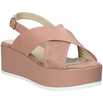Scarpe Donna Sandali Grace Shoes Z 078 Rosa