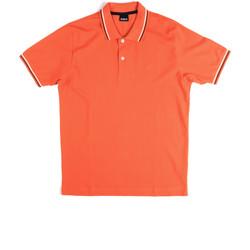 Abbigliamento Uomo Polo maniche corte Key Up 2Q70G 0001 Arancio