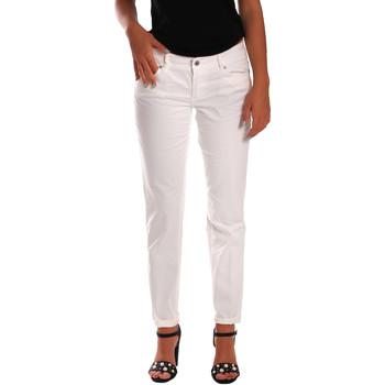 Abbigliamento Donna Jeans slim Gas 355661 Bianco