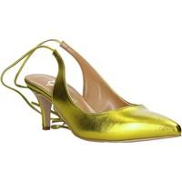 Scarpe Donna Décolleté Grace Shoes 360017 Giallo