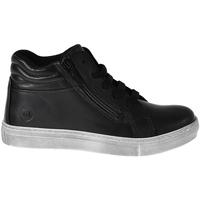 Scarpe Unisex bambino Sneakers alte Melania ME6453F8I.Y Nero