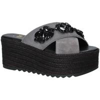 Scarpe Donna Ciabatte Exé Shoes G4700885736T Nero