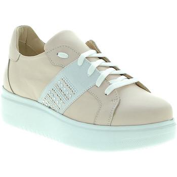 Scarpe Donna Sneakers basse Exton E04 Rosa