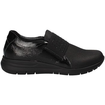 Scarpe Donna Slip on Grunland SC3908 Nero