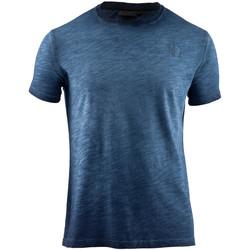 Abbigliamento Uomo T-shirt maniche corte Lumberjack CM60343 004 517 Blu