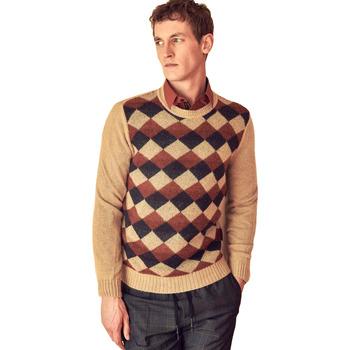 Abbigliamento Uomo Maglioni Antony Morato MMSW00855 YA400113 Beige