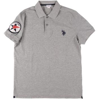 Abbigliamento Uomo Polo maniche corte U.S Polo Assn. 43767 41029 Grigio