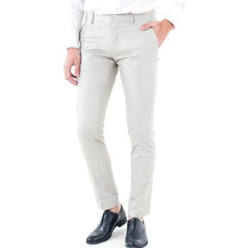 Abbigliamento Uomo Chino Antony Morato MMTR00407 FA800046 Grigio