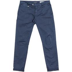 Abbigliamento Uomo Chino Antony Morato MMTR00387 FA800060 Blu