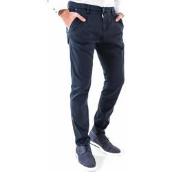 Abbigliamento Uomo Chino Antony Morato MMTR00378 FA800077 Blu