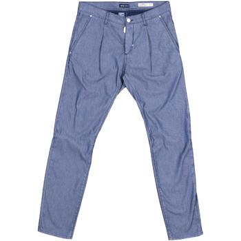 Abbigliamento Uomo Chino Antony Morato MMTR00378 FA850155 Blu