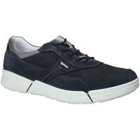 Scarpe Uomo Sneakers basse IgI&CO 1126 Blu