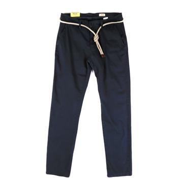 Abbigliamento Uomo Chino Impure ALEX-215 Blu