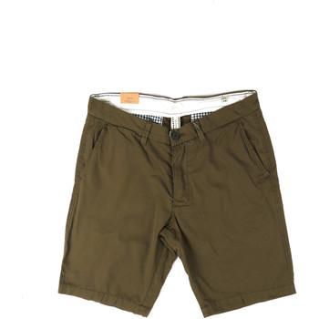 Abbigliamento Uomo Shorts / Bermuda Ransom & Co. BRAD-148 Verde