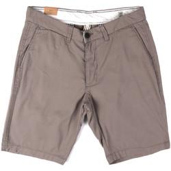 Abbigliamento Uomo Shorts / Bermuda Ransom & Co. BRAD-148 Grigio