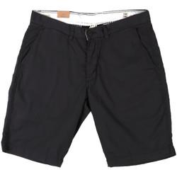Abbigliamento Uomo Shorts / Bermuda Ransom & Co. BRAD-148 Nero