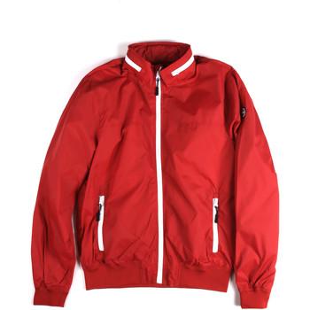 Abbigliamento Uomo Giubbotti Key Up 270KJ 0001 Rosso