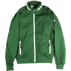 Abbigliamento Uomo Giubbotti Key Up 270KJ 0001 Verde