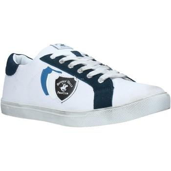 Scarpe Uomo Sneakers basse Beverly Hills Polo Club BH-3011 Bianco