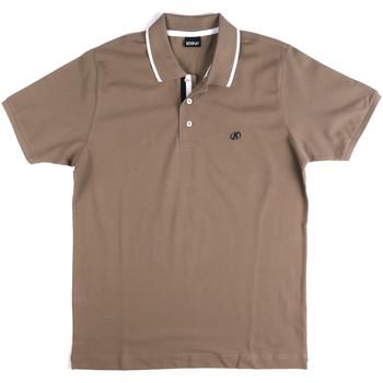 Abbigliamento Uomo Polo maniche corte Key Up 2Q711 0001 Grigio