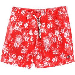 Abbigliamento Uomo Costume / Bermuda da spiaggia Key Up 2M09X 0001 Rosso