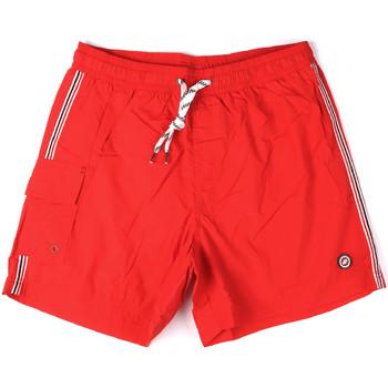Abbigliamento Uomo Costume / Bermuda da spiaggia Key Up 2H16X 0001 Rosso