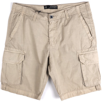 Abbigliamento Uomo Shorts / Bermuda Key Up 2P16A 0001 Grigio