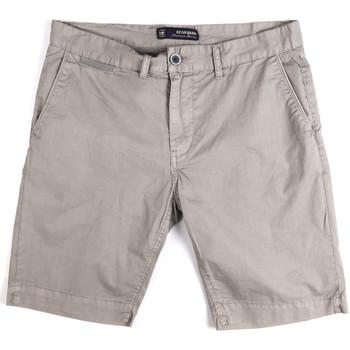 Abbigliamento Uomo Shorts / Bermuda Key Up 265PA 0001 Grigio