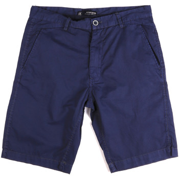 Abbigliamento Uomo Shorts / Bermuda Key Up 2A01P 0001 Blu