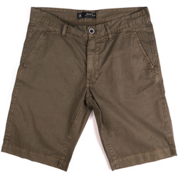 Abbigliamento Uomo Shorts / Bermuda Key Up 2A01P 0001 Marrone