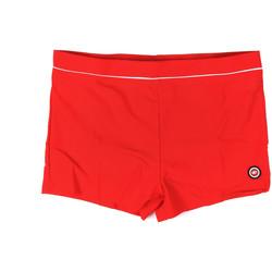 Abbigliamento Uomo Costume / Bermuda da spiaggia Key Up 2S27L 0001 Rosso