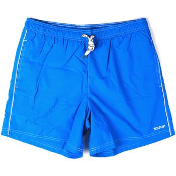 Abbigliamento Uomo Costume / Bermuda da spiaggia Key Up 22X21 0001 Blu