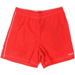 Abbigliamento Uomo Costume / Bermuda da spiaggia Key Up 22X21 0001 Rosso