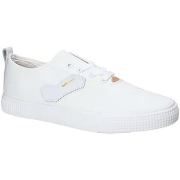 Scarpe Uomo Sneakers basse Gas GAM810111 Bianco