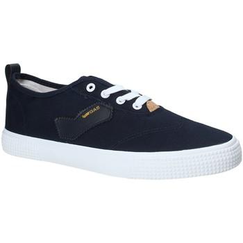 Scarpe Uomo Sneakers basse Gas GAM810111 Blu